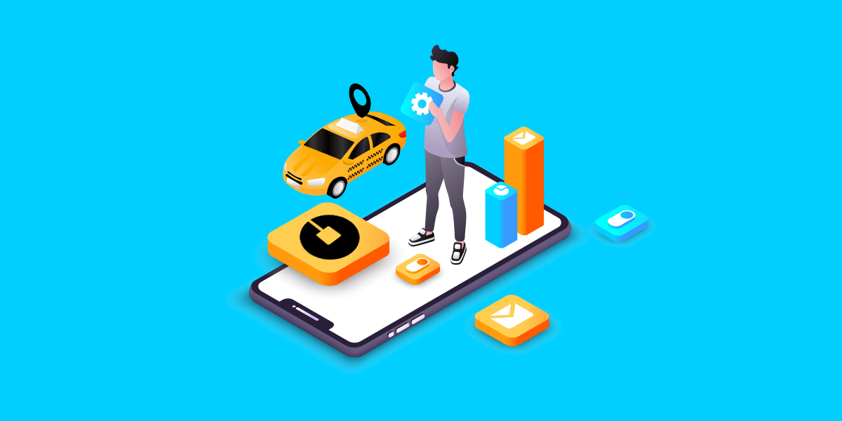 10 Actionable Ways to Design Your App like Uber in 2019