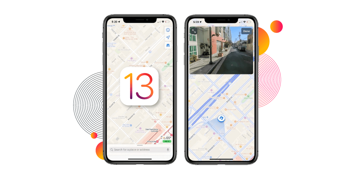 Apple Maps What's new in iOS 13