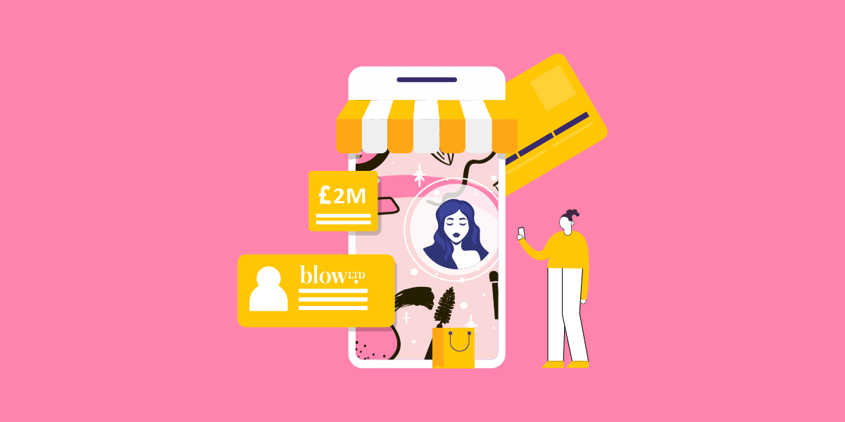 Blow Ltd. Announces a Fundraiser for Expansion of its Beauty App