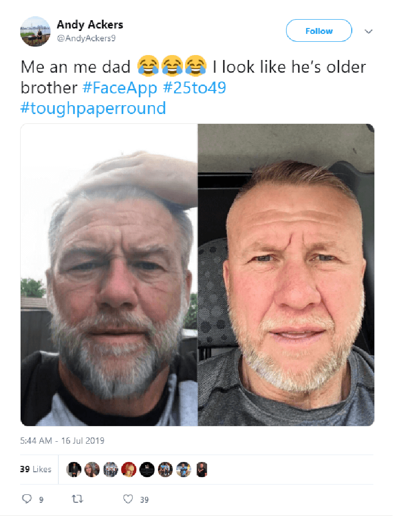 Working of FaceApp - The App That Makes You Look Old