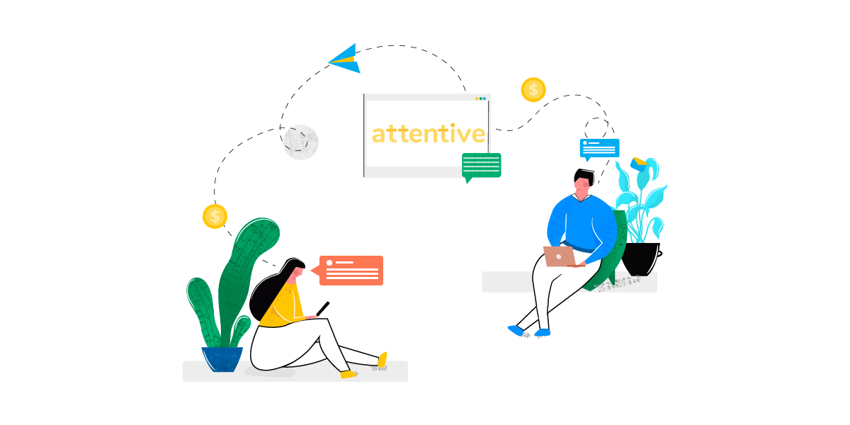 Attentive Raises $40M Series B Funding Led by Sequoia