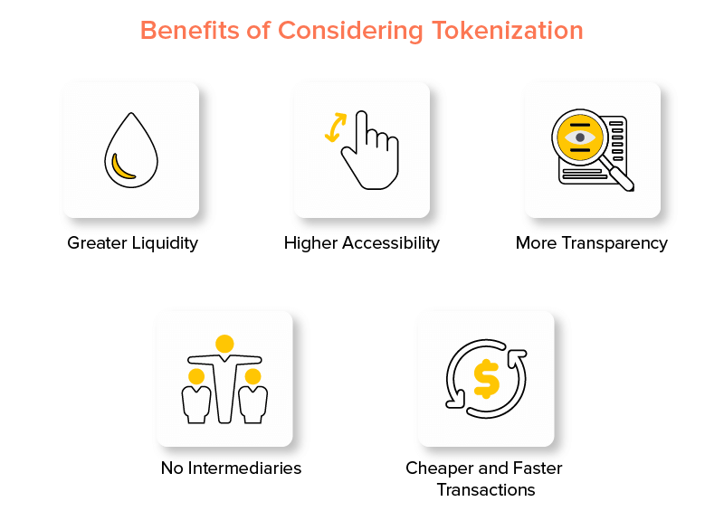Benefits of Considering Tokenization