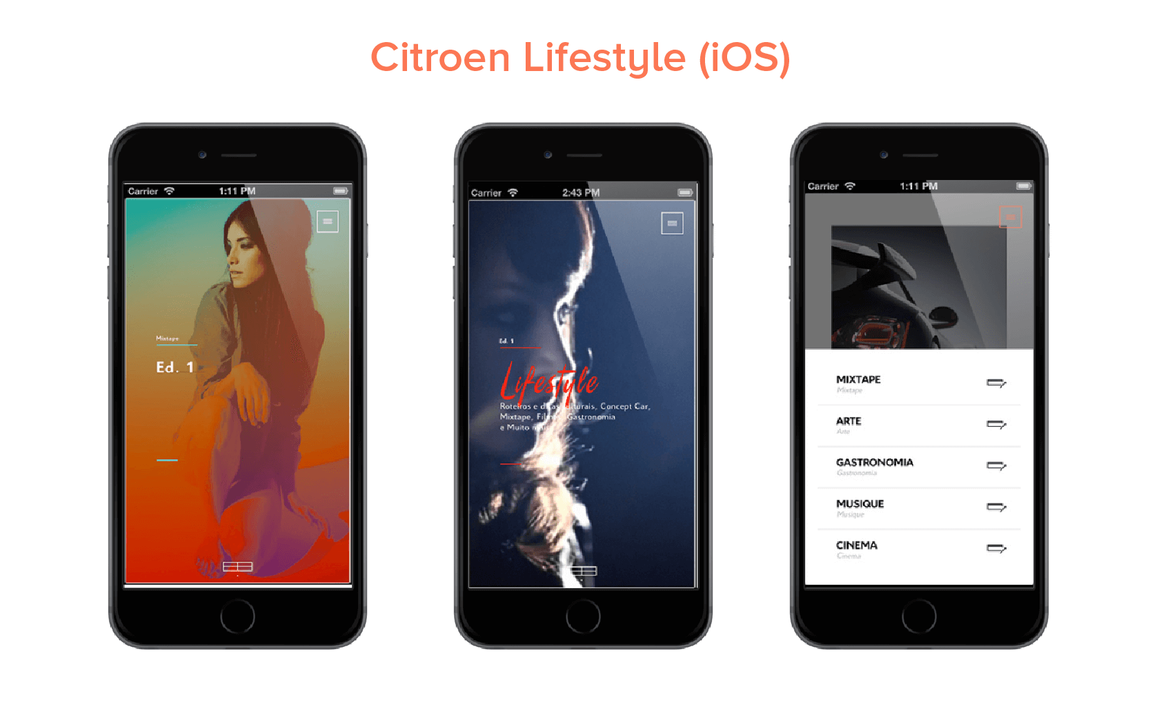 Citroen Lifestyle (iOS)