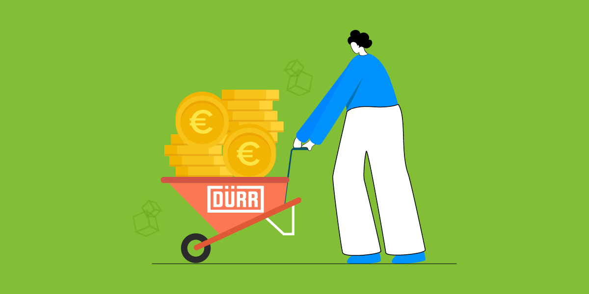 Germany Firm Durr Receives €750M Loan via Blockchain