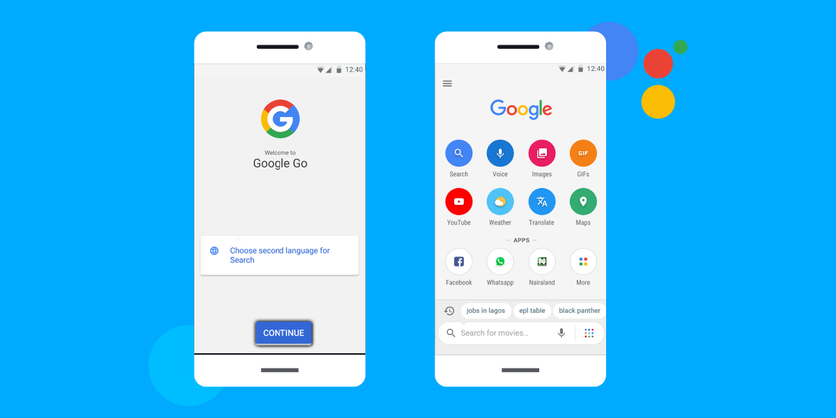 Google Go App is now Available for all Android Users
