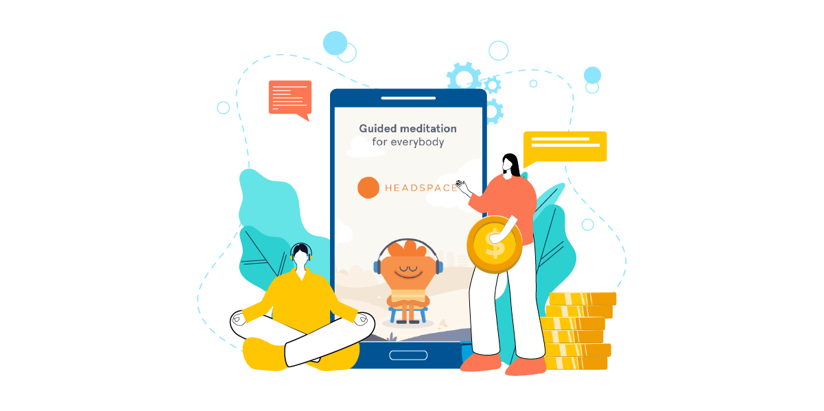 How Much Does Headspace Like Meditation App Development Costs