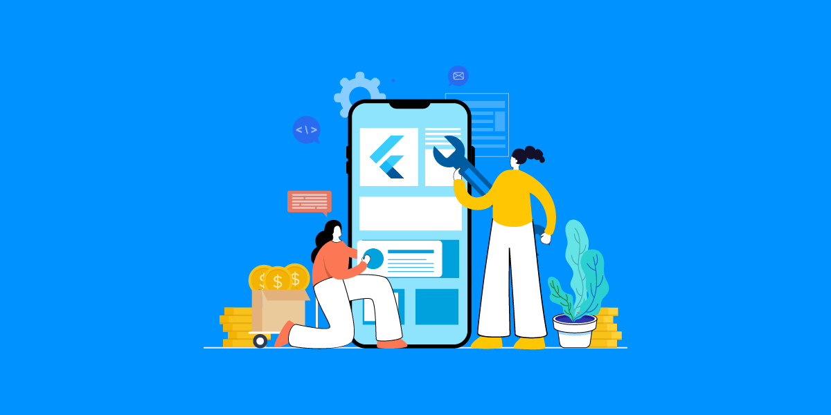 How Much does Flutter App Development Cost