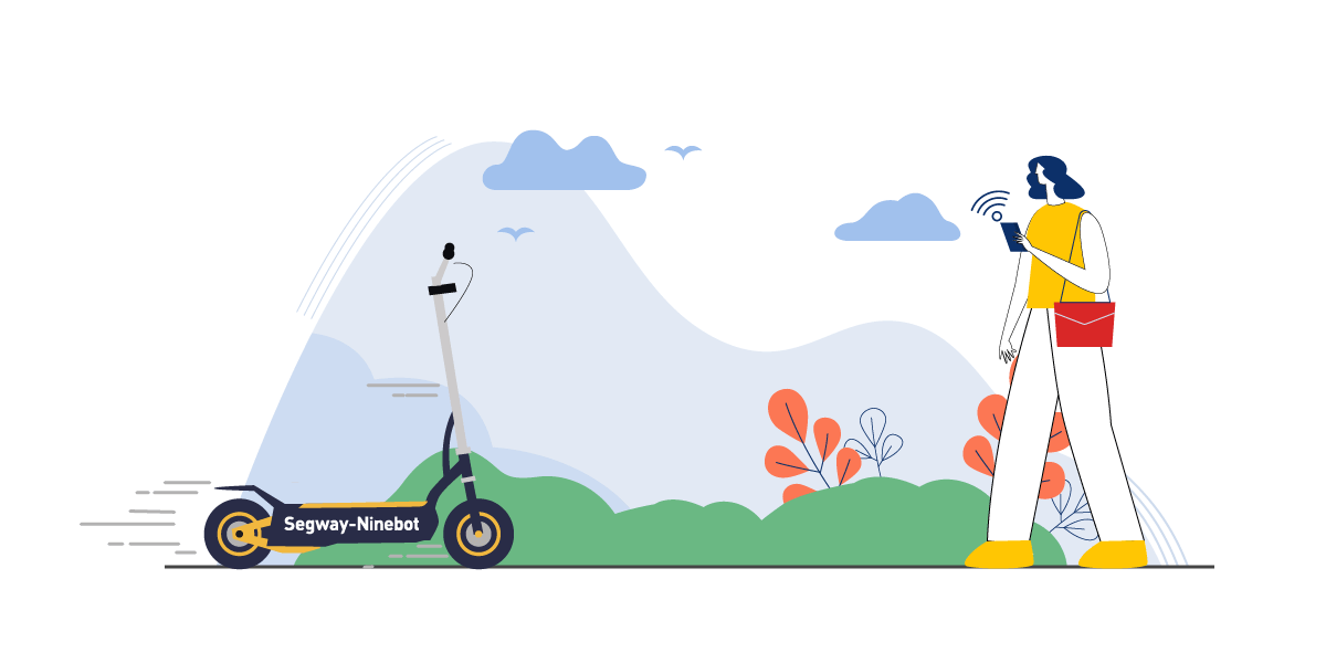 Segway-Ninebot Introduces e-Scooters that Drive Themselves