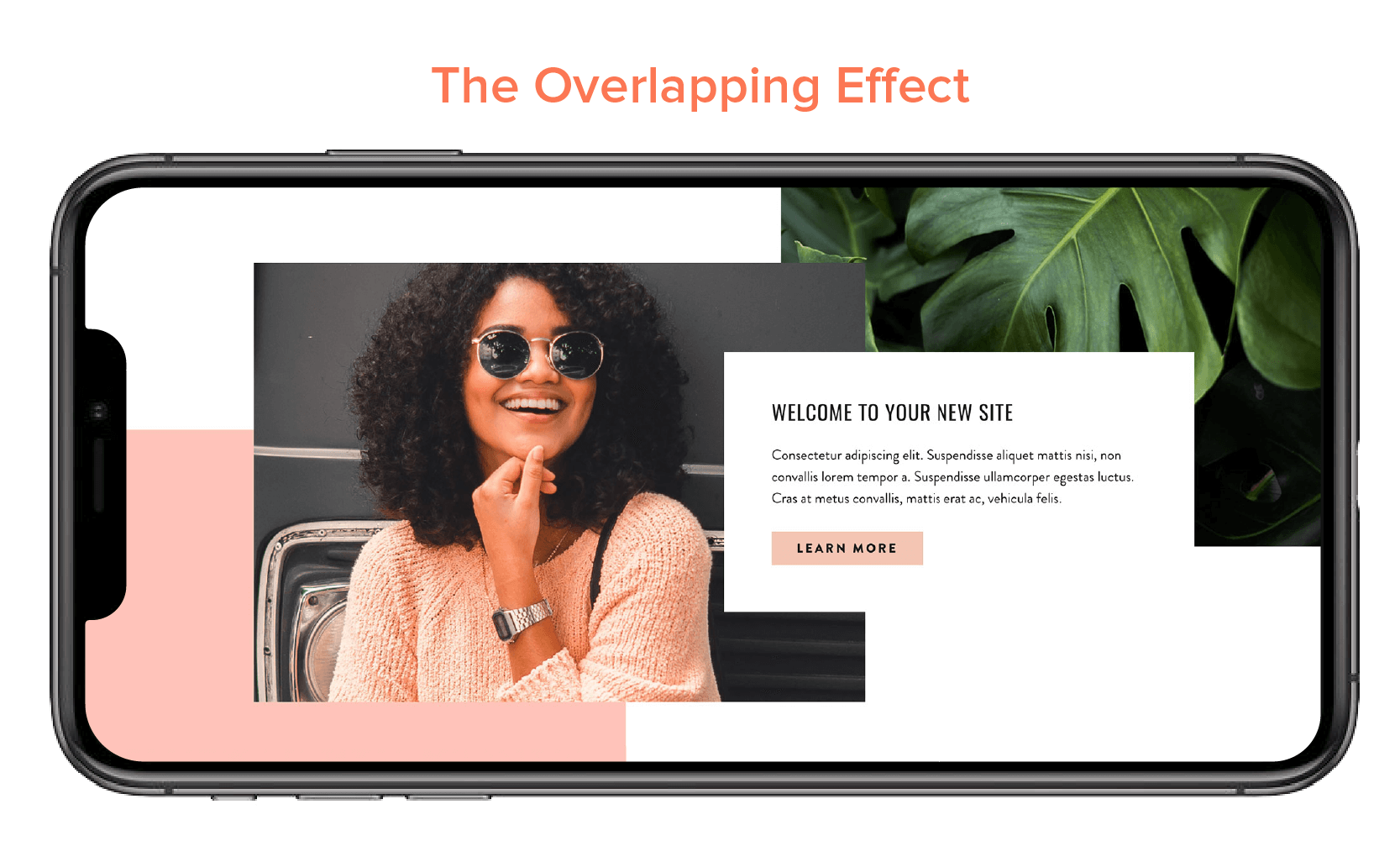 THE OVERLAPPING EFFECT