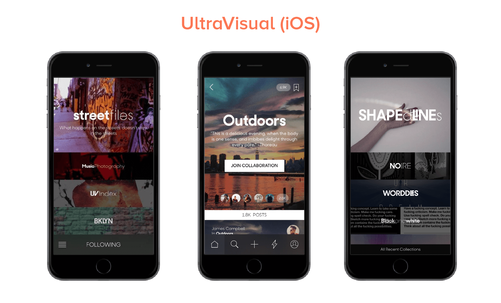 UltraVisual (iOS)