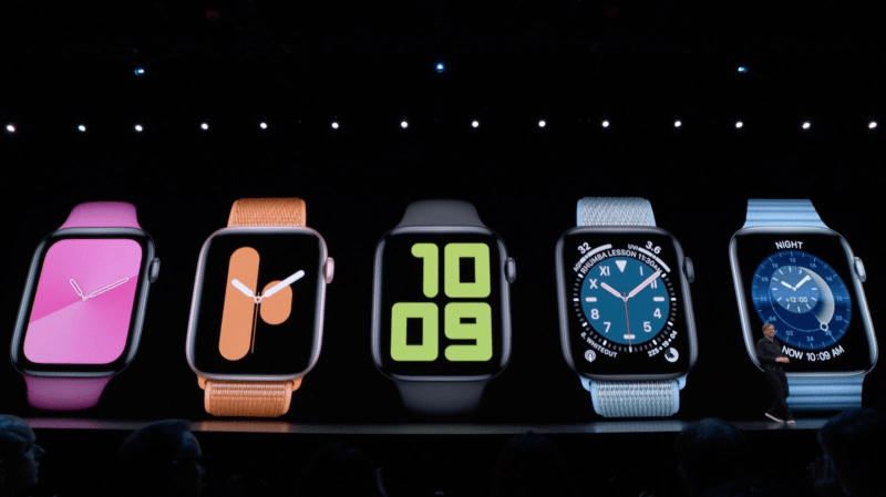 Apple Watch OS6 Update