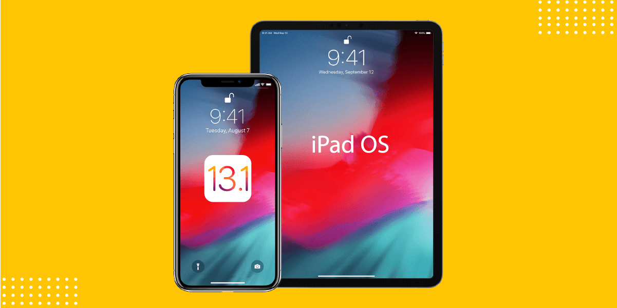Apple is Launching iOS 13.1 and iPadOS Today