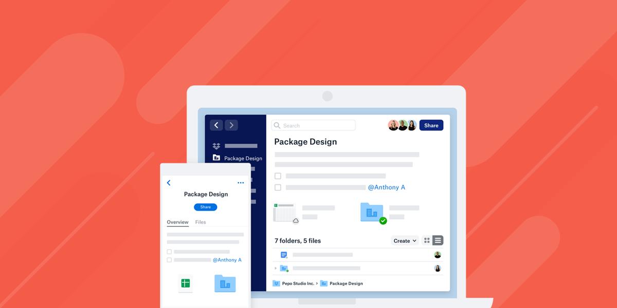Dropbox is releasing its Desktop app Today for Public