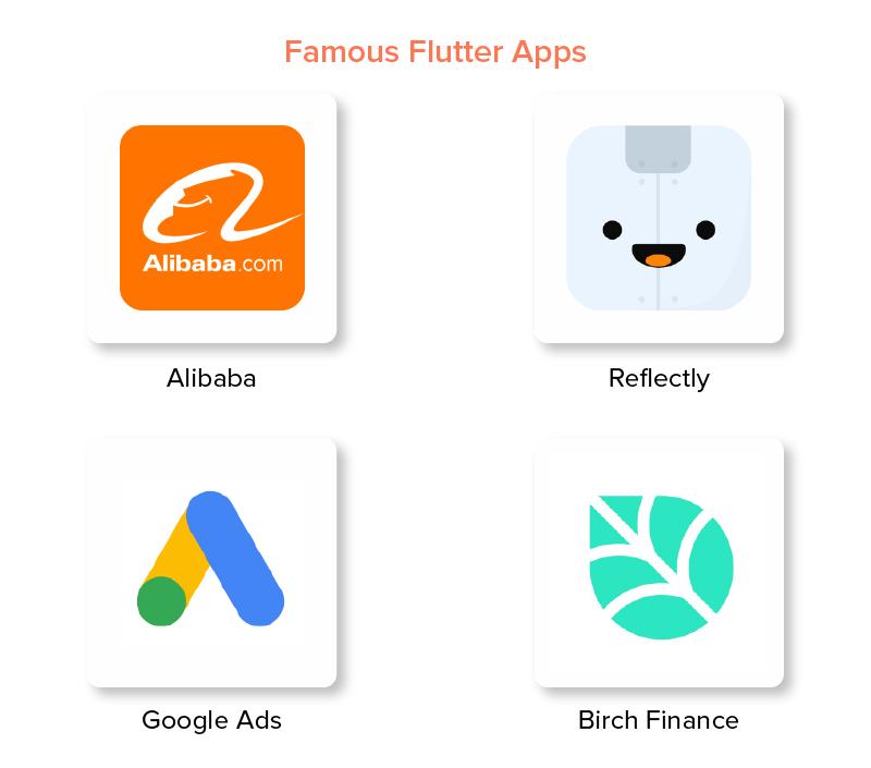 Famous Flutter Apps
