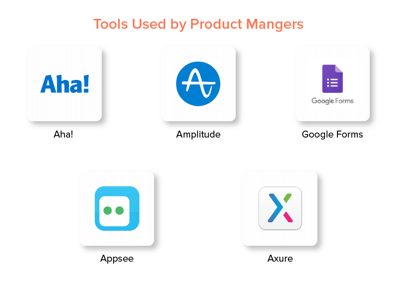 Tools Used by Product Mangers