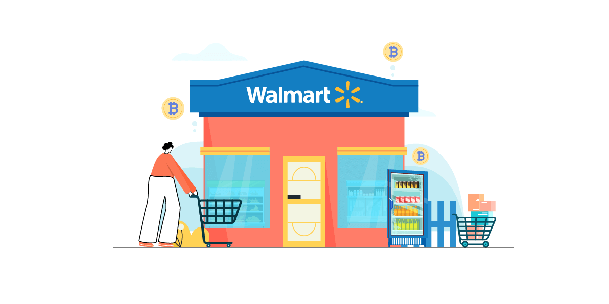 Walmart's Journey in the Blockchain Arena