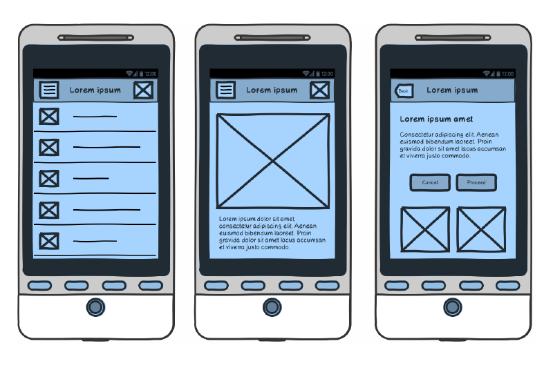 App Design Process Prototype