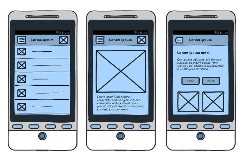 App Design Process Prototype