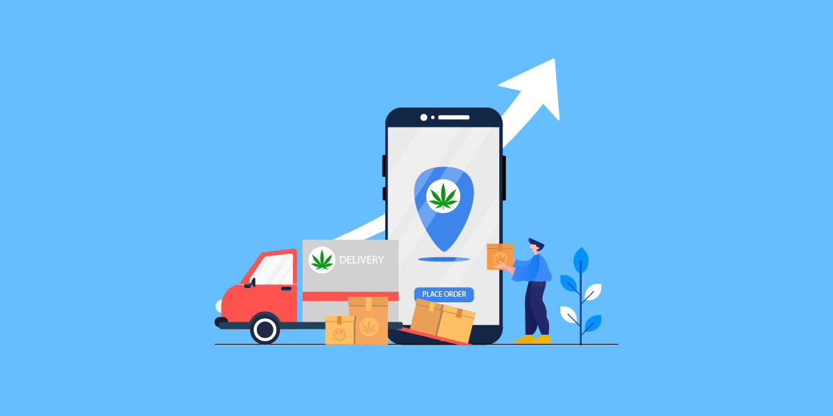 How to Scale a Cannabis Delivery App Business
