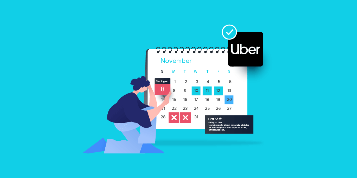 "Uber Releases ""Uber Works"" to Match Shift-Workers with Jobs"