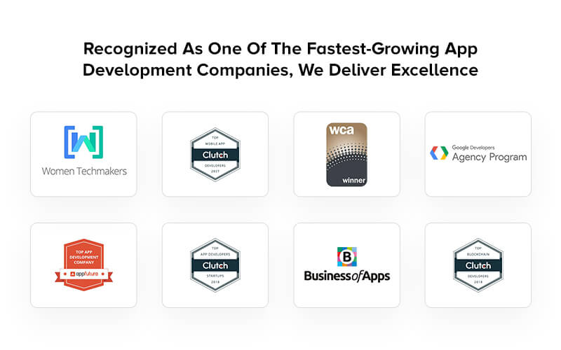 Fastest Growing App Development Companies