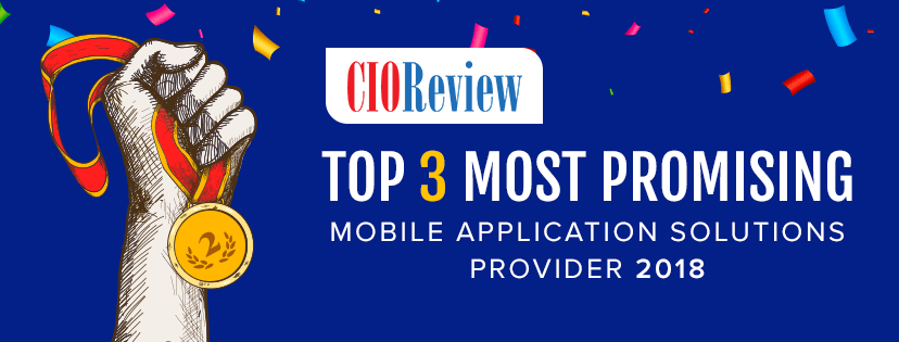 amlirMost Promising Mobile Application Solution Providers 2018