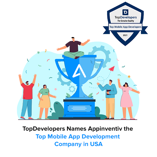 Appinventiv raises the bar to become a Top Mobile App Development Company in USA