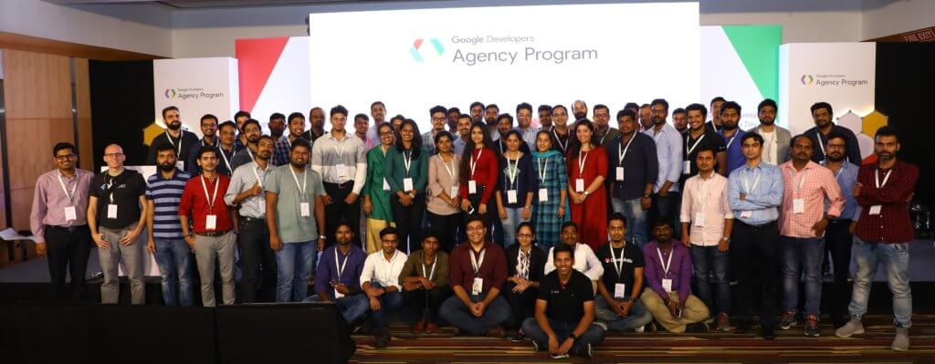 Appinventiv's Persistence became an Acclaimed Affair at Google Event