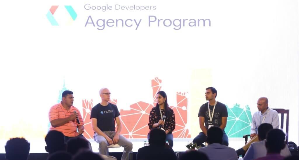 Google Developers Agency Program