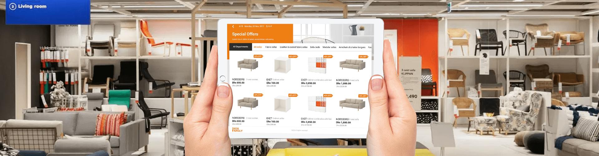 IKEA App - Banner