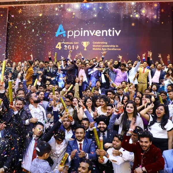 Appinventiv - Annual Party 2019