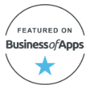 Best Healthcare App & Software Development Company - Business of Apps Badge