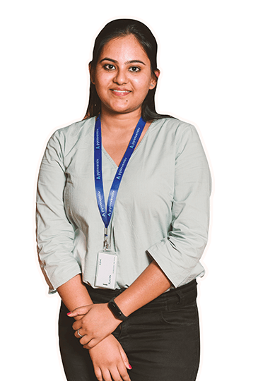Radhika Agrawal- Customer Success Manager