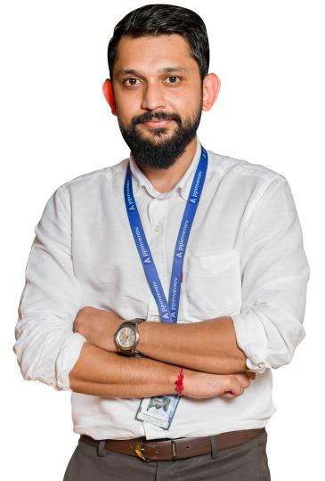 Chirag Bharadwaj, Product Manager
