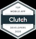 Best Healthcare App & Software Development Company - Clutch Badge