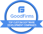 Best Healthcare App & Software Development Company - GoodFirms Badge