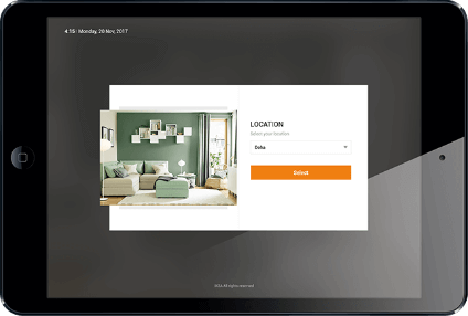IKEA App - User Interface Design