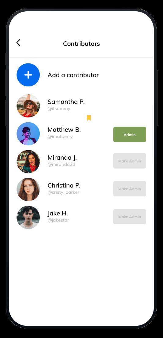 Karavan App - UI Design