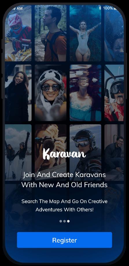 Karavan App