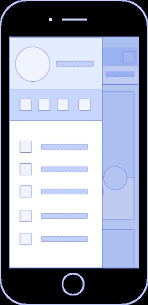 NexGTv App - Wireframes & Prototypes