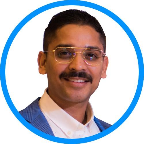 Mr. Prateek Saxena, Co-Founder