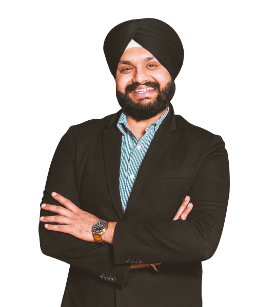 Product Innovation Head - Gurdeep Singh