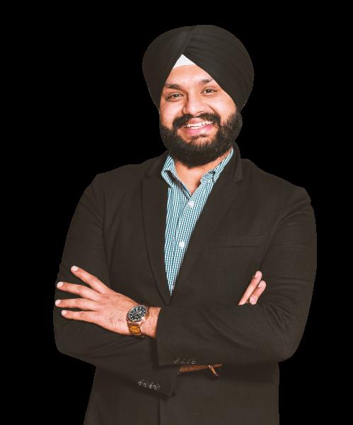 Product Innovation Head - Gurdeep Singh