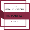 Best Healthcare App & Software Development Company - The Manifest Badge