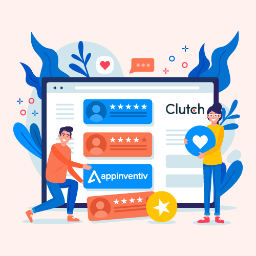 Clients Review by Clutch