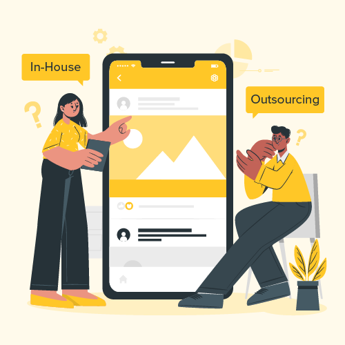 Which is Better for App Development In-House or Outsourcing