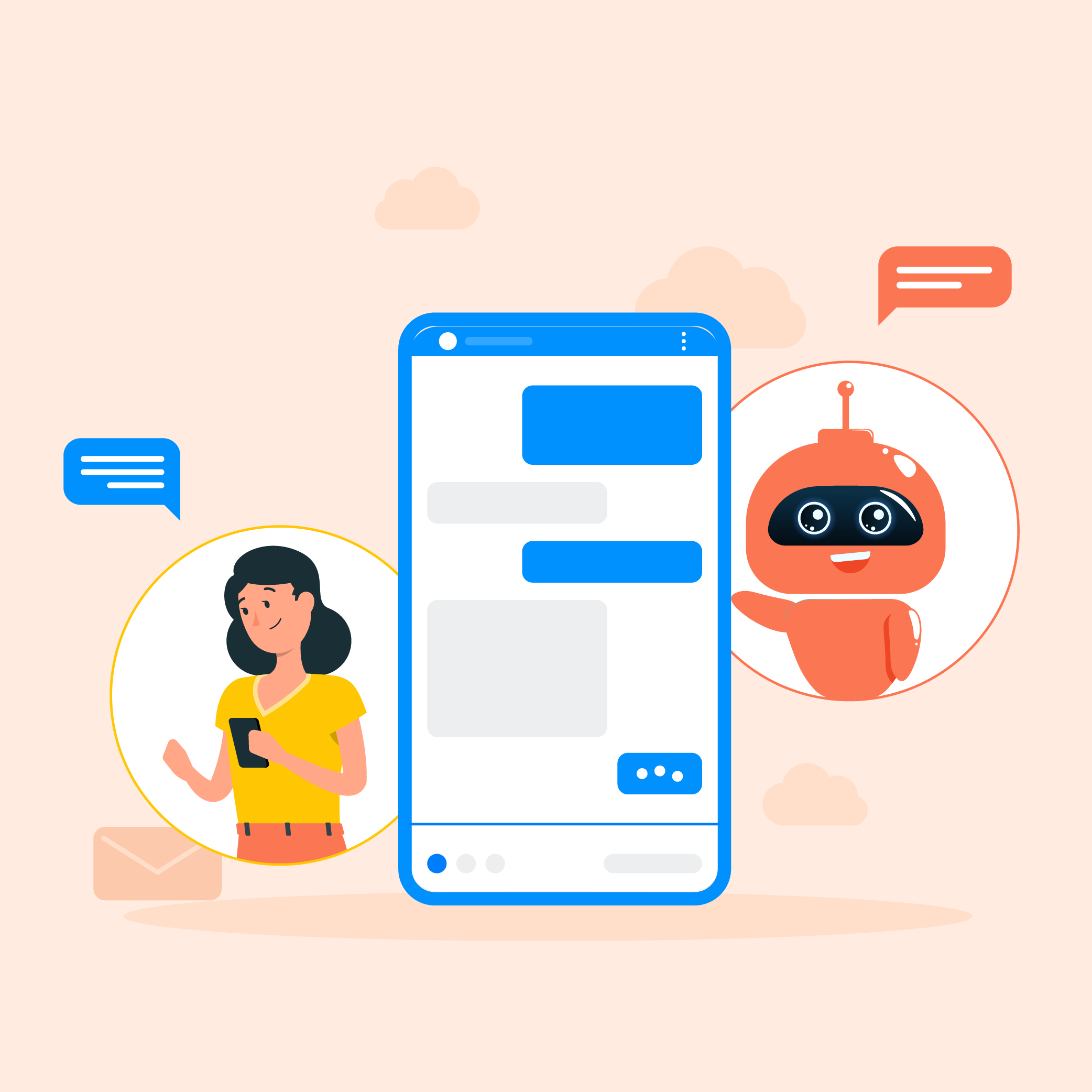 Messenger Bots The New Age Mobile Apps