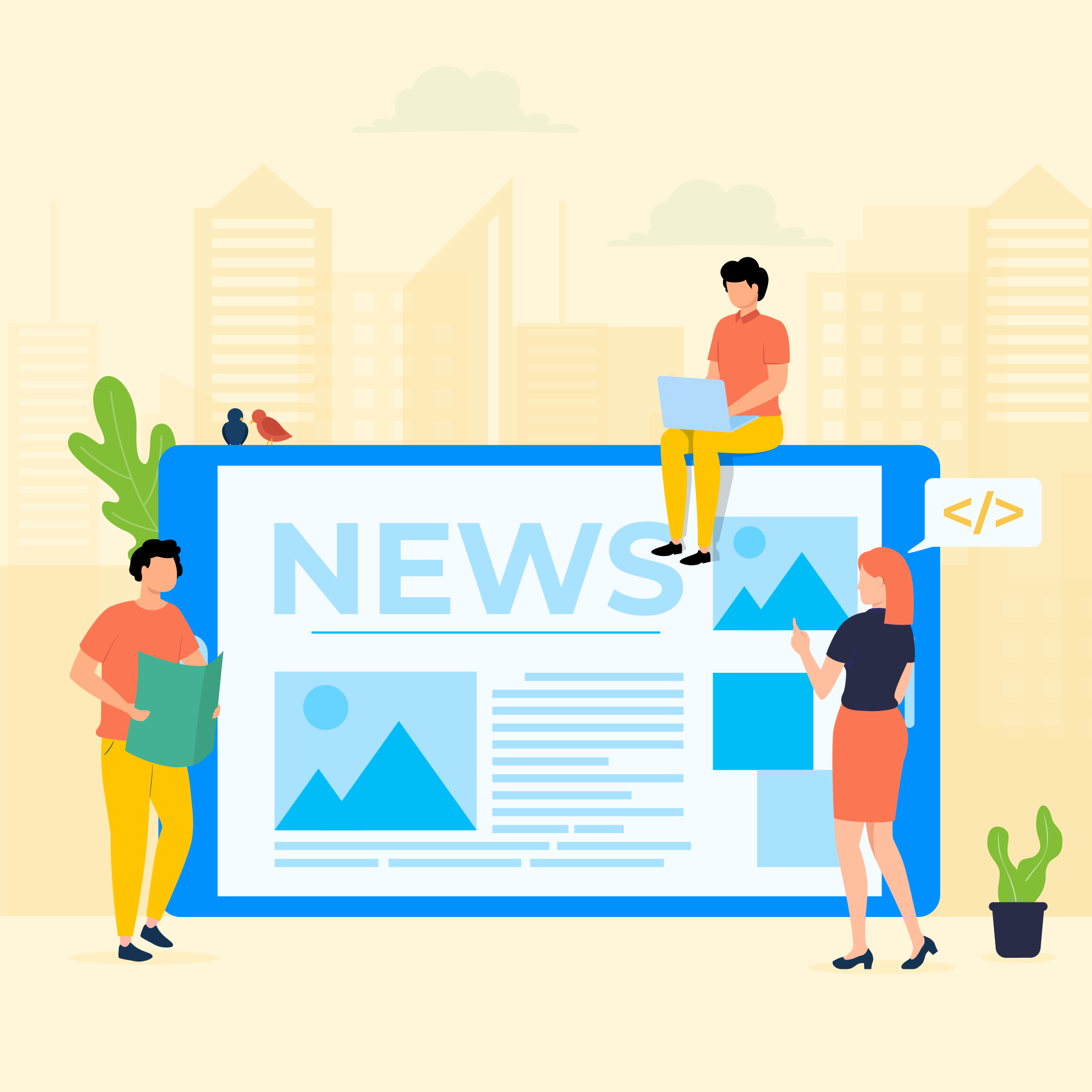 News App Development and Why it is Important