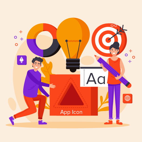 Design Powerful Mobile App Icon for Enormous Success