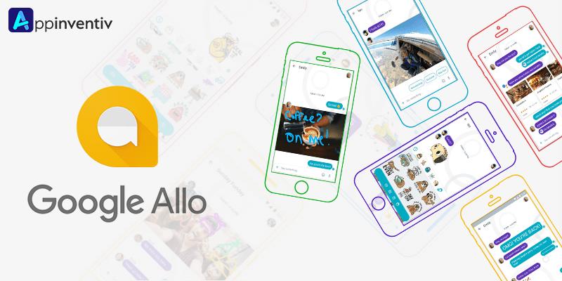 Google Messaging app Allo